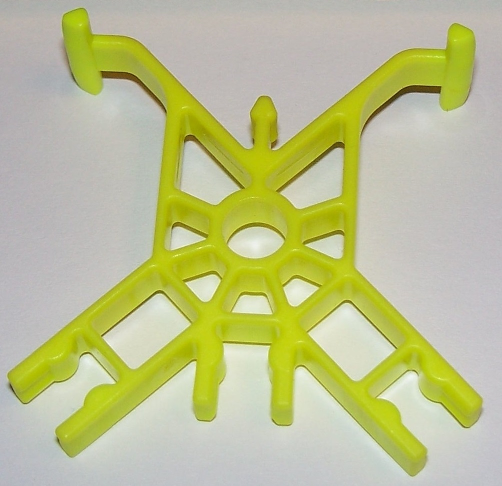 K'NEX Co-cross tie Light yellow