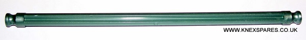 K'NEX Rod 128mm Metallic green