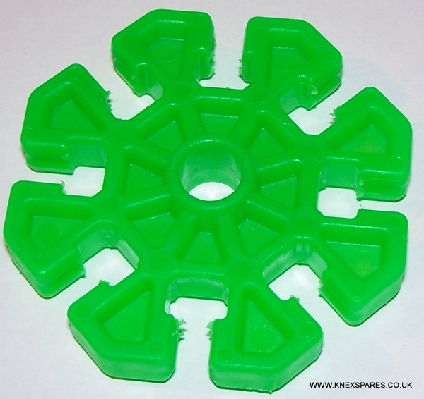 Kid K'NEX Connector 8-way Green