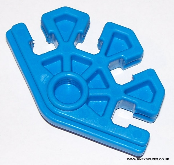 Kid K'NEX Connector 4-way Blue