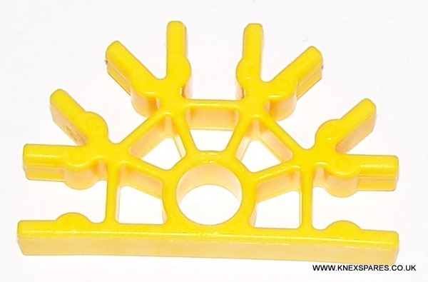 K'NEX Connector 5-way Yellow