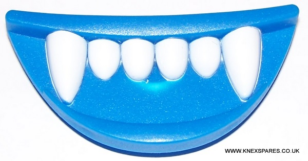 Kid K'NEX Teeth Blue