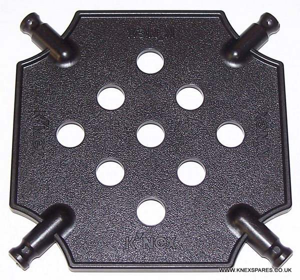 K'NEX Square Panel small Black