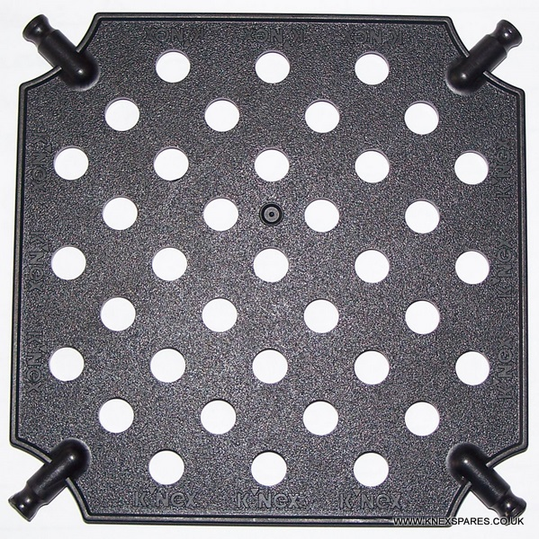 K'NEX Square Panel medium Black