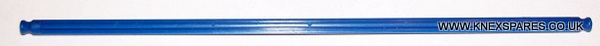 MICRO K'NEX Rod blue 138mm