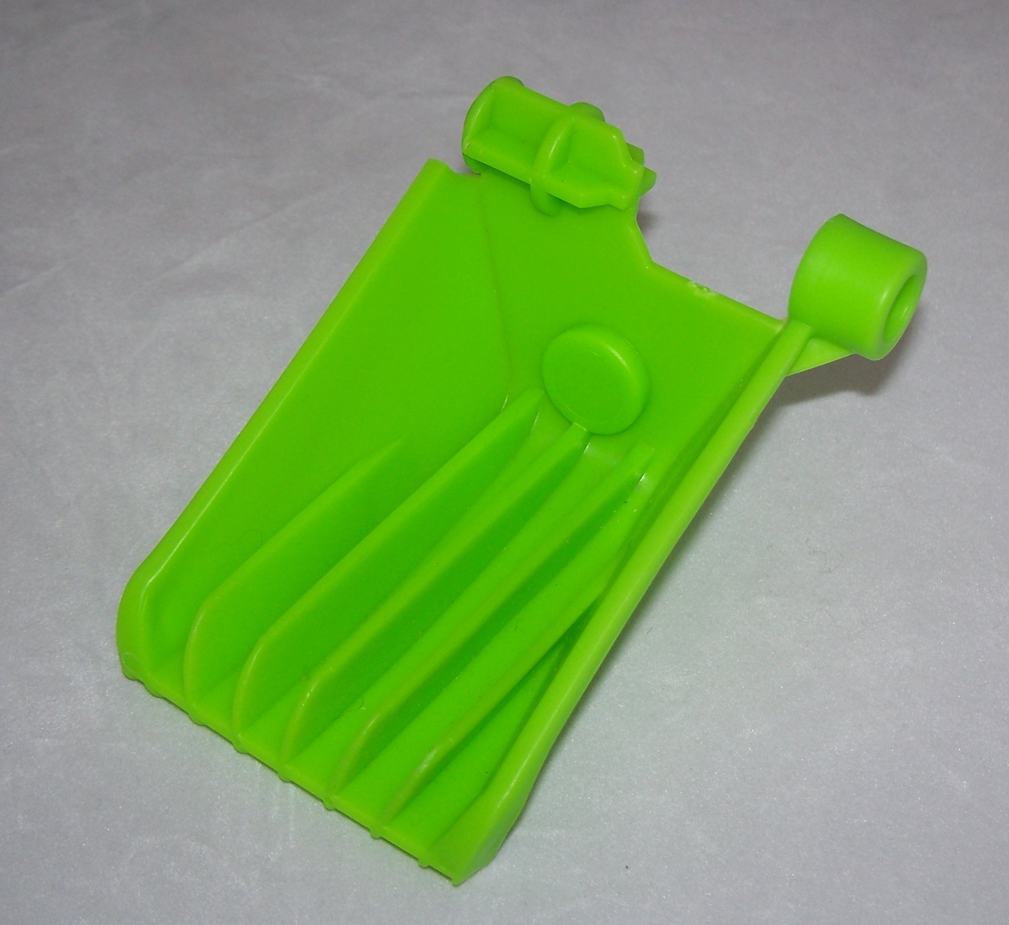 Kid K'NEX Scoop for vehicles GREEN