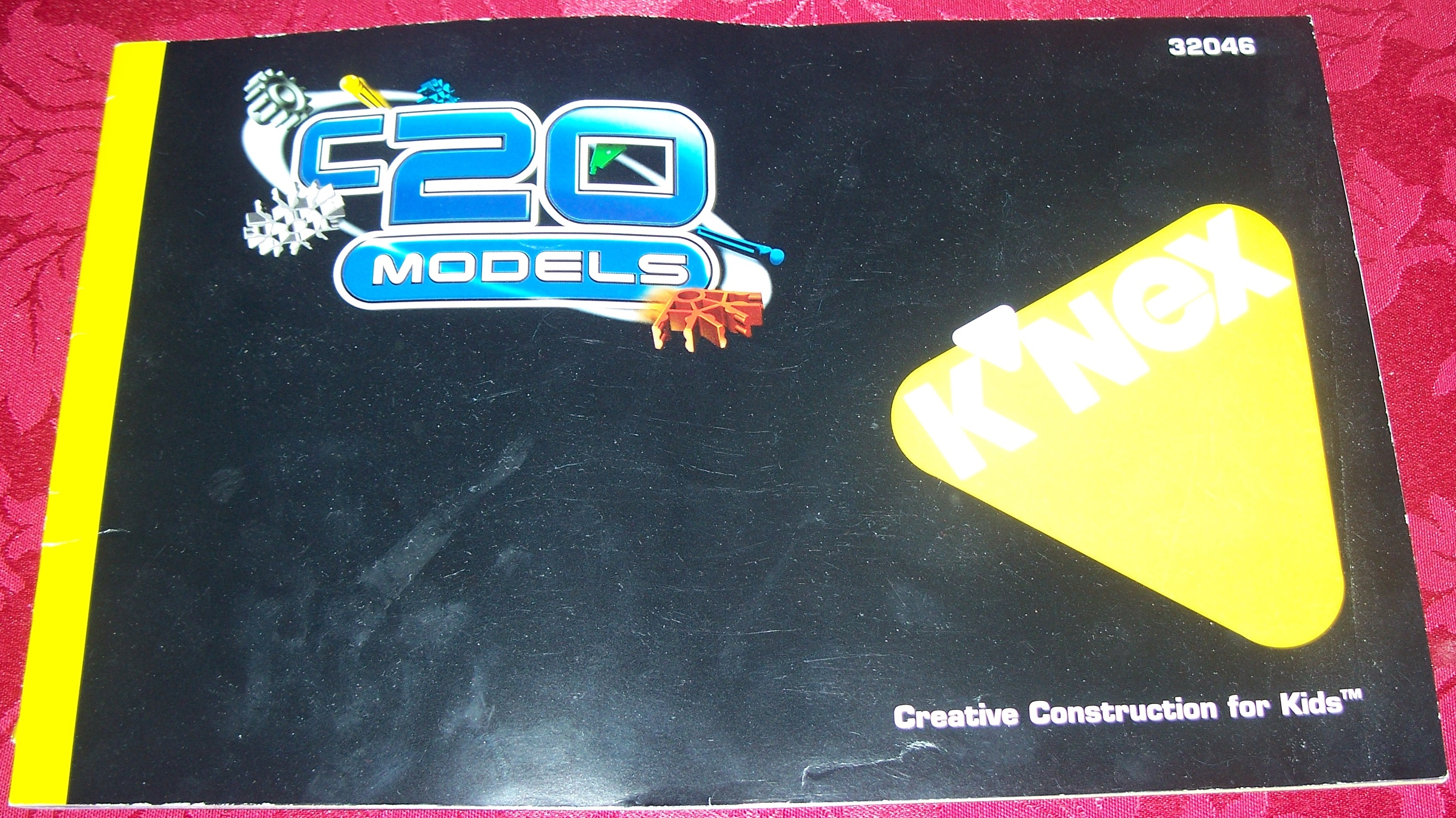 Instruction Book c20 Models 32046