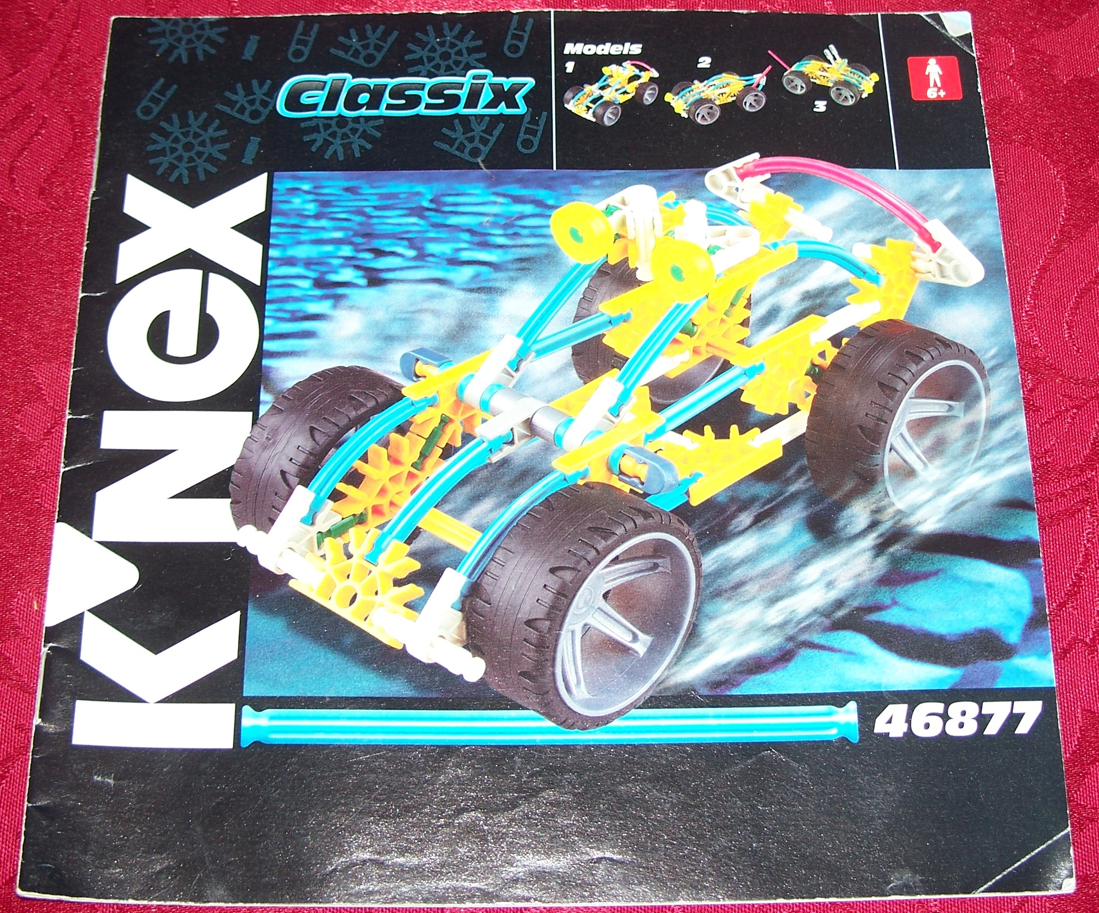 Instruction Book Classix 46877