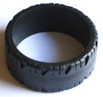 K'NEX Racing Wheel Tyre 50mm