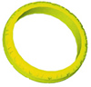 K'NEX Motorcycle Tyre Yellow